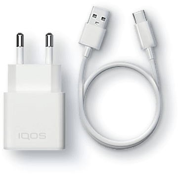 IQOS 3 Multi | Power Adaptor & Charging Cable