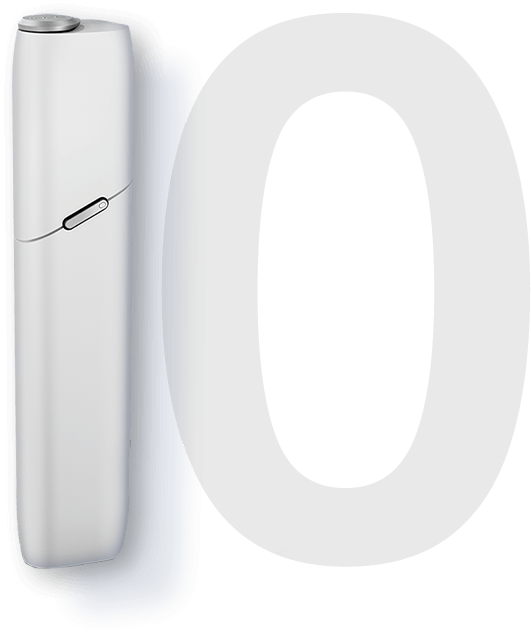 iqos 3 | Integrated system 10 back-to-back