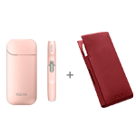 Set IQOS 2.4 Plus & IQOS Leather Sleeve, , medium