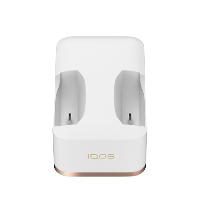 IQOS Dual Charging Dock, White, large