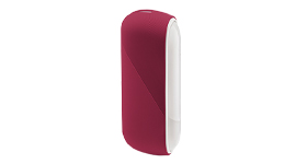 IQOS 3 Silicone Sleeve, Scarlet, medium