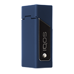 IQOS Clip-on Tray, blue, medium