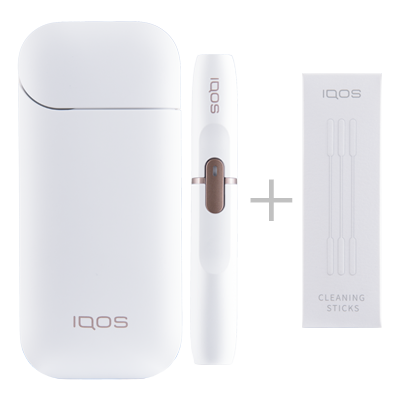 Set IQOS 2.4 Plus & IQOS Cleaning sticks, , large