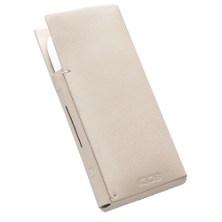 IQOS Leather Sleeve, Natural, medium