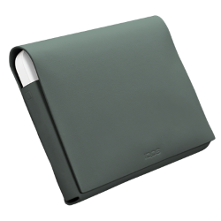 IQOS Leather Folio M, Green, medium