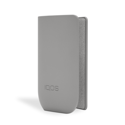 Klips IQOS, Pewter, large