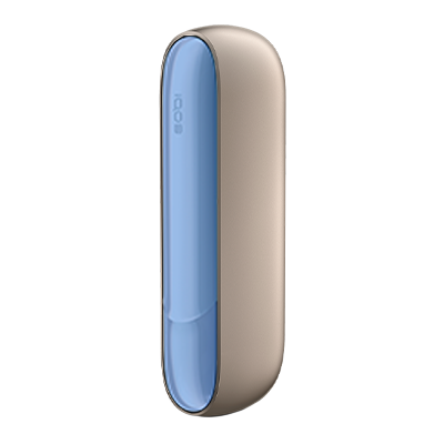 IQOS 3 Door Cover, Alpine Blue, large
