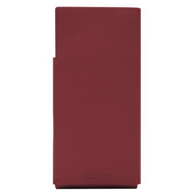 IQOS Leather Sleeve, Red, large