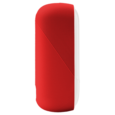 IQOS 3 Silicone Sleeve, Coral, large