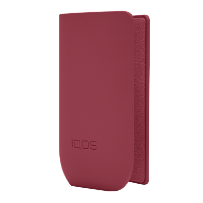 Klips IQOS, Crimson, large