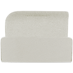 IQOS Leather Clip, Cream, medium