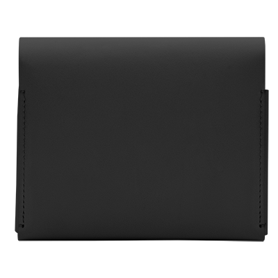 IQOS Leather Folio M, Black, large