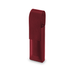 Skórzane etui IQOS 3 MULTI, Deep Red, medium
