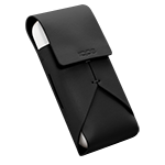 IQOS Leather Pouch, Black, medium