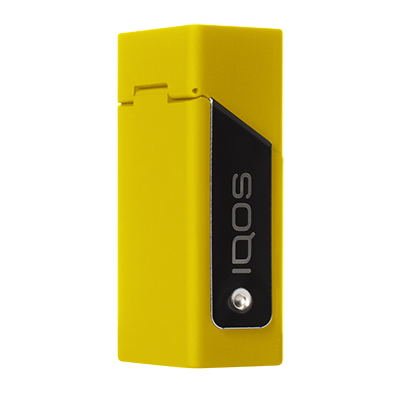 IQOS Clip-on Tray, Yellow, large