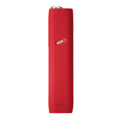 IQOS 3 MULTI Silicone Sleeve, Coral, large