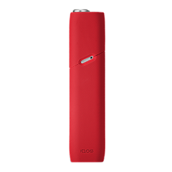 IQOS 3 MULTI Silicone Sleeve, Scarlet, medium