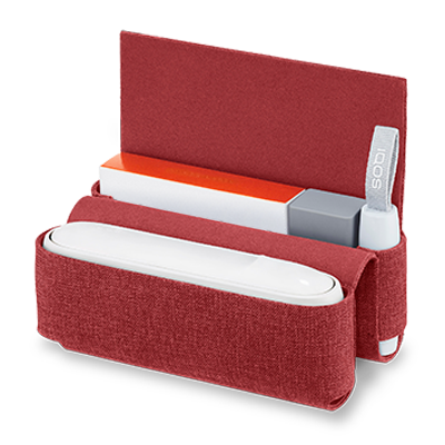 Pokrowiec IQOS 3, Red, large