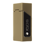 IQOS Clip-on Tray, Gold, medium