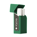 IQOS Clip-on Tray, Green, medium