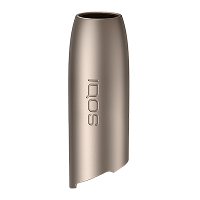 IQOS 3 Cap, Brilliant Gold, large
