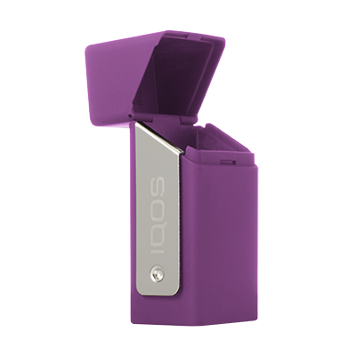 IQOS Clip-on Tray, Purple, large