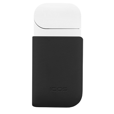 IQOS Leather Clip, Black, large