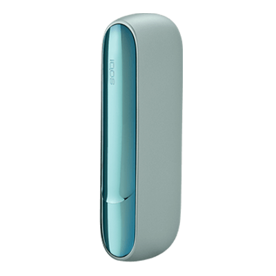 IQOS pocket charger 3 DUO, Lucid Teal, large