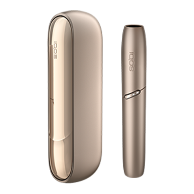 IQOS 3 DUO, Brilliant Gold, large