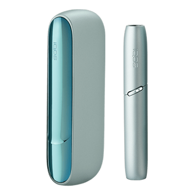 IQOS 3 DUO, Lucid Teal, large