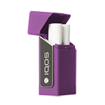 IQOS Clip-on Tray, Purple, medium
