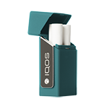 IQOS Clip-on Tray, Turquoise, medium