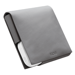 IQOS Leather Folio S, Grey, medium