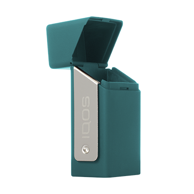 IQOS Clip-on Tray, Turquoise, large
