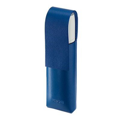 IQOS 3 MULTI Leather Pouch, Royal Blue, large