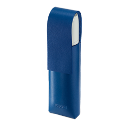 IQOS 3 MULTI Leather Pouch, Royal Blue, medium