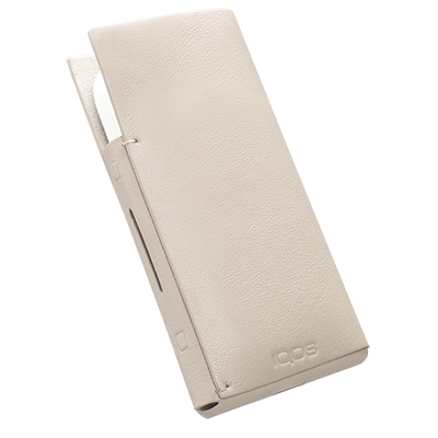 IQOS Leather Sleeve, Natural, large