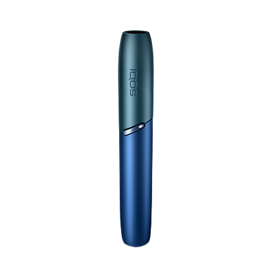 IQOS 3 Cap, Steel Blue, large