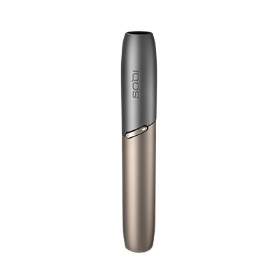 IQOS 3 Cap, Pewter, large