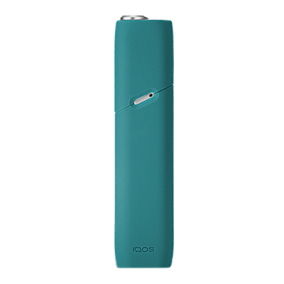 IQOS 3 MULTI Silicone Sleeve, Teal Green, large