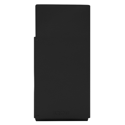 IQOS Leather Sleeve, Black, large