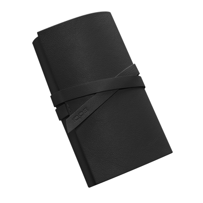 IQOS Leather Roll, Black, large