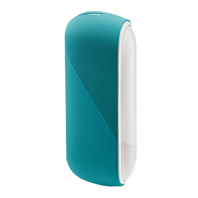 IQOS 3 Silicone Sleeve, Teal Green, large