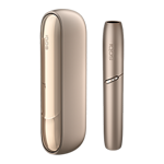 IQOS 3 DUO, Brilliant Gold, medium