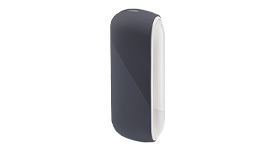 IQOS 3 Silicone Sleeve, Dark Pewter, medium