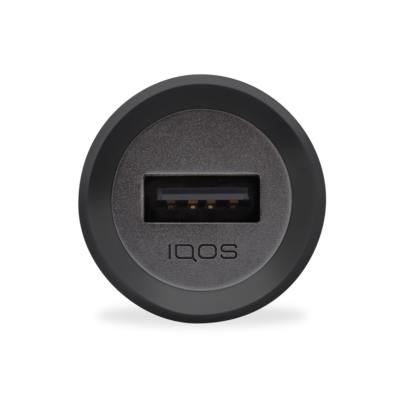 IQOS Car Charger, Black, large